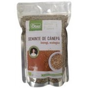 Seminte de Canepa Intregi Raw Bio Obio 500gr