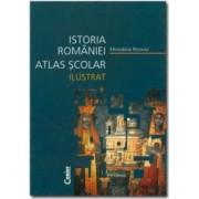 Atlas Ilustrat Scolar de istorie universala - Mihai Manea Adrian Pascu