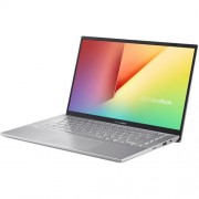 "ASUS Vivobook M412DA-EK012T, R3-3200U, 4GB, 128GB, Integ., 14"" FHD, Win HomeS, Silver"