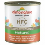 Almo Nature HFC 12 x 280 g - Filetto di Pollo