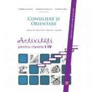 Editura ASCR Consiliere si orientare. activitati pentru clasele i-iv - lemeni gabriela, mihalca loredana, mih codruta - editura ...