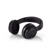 Draadloze hoofdtelefoon zwart