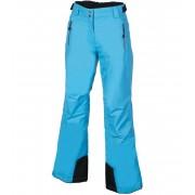 ALPINE PRO FLEMERA Dámské kalhoty LPAF089622 tyrkysová XL