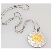 MST Two Tone Energy Pendant - Quantum Science Scalar Energy MST Pendant