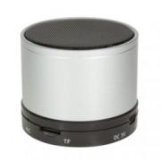 Тонколона LogiLink SP0051S, 1.0, 3W, Bluetooth, сребриста, микрофон