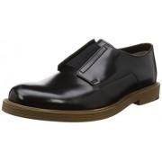 Clarks Men's Feren Slip Black Clogs and Mules - 8 UK/India (42 EU)