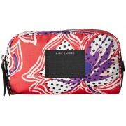 Marc Jacobs BYOT Spotted Lily Large Cosmetic Red Multi