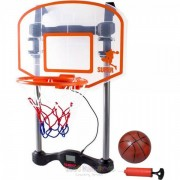 Cos Baschet pentru Copii Prindere pe Usa Hanging Basketball 39881B