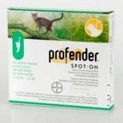 Profender pisici 0.5 - 2.5 kg - cutie cu 2 pipete
