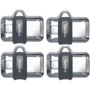 SanDisk ULTRA DUAL DRIVE M3.0 16 GB OTG Drive(Black, Type A to Micro USB)