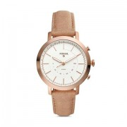 Fossil Q Neely smartwatch Rose gold Analogico