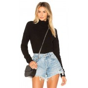 House of Harlow 1960 x REVOLVE Renee Pullover in Black. - size S (also in L,M,XL,XS)