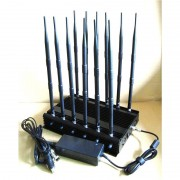 Bruiaj Jammer cu 12 antene pentru toate benzile