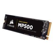 Диск ssd corsair force mp500 series nvme (pcie slot) m.2 ssd 120gb;up to 3,000mb/s sequential read, up to 2,400mb/s sequential write, cssd-f120gbmp500