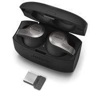 Jabra Evolve 65t UC True Draadloze Oortelefoon - Zwart