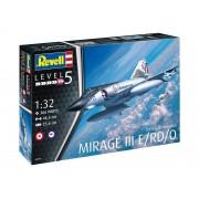 Modelul aeronavelor ModelKit 03919 - Dassault Mirage III E (1:32)