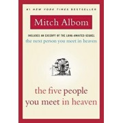 The Five People You Meet in Heaven, Hardcover/Mitch Albom