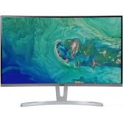"""Monitor VA LED Acer 27"""" ED273Awidpx, Full HD (1920 x 1080), DVI, HDMI, DisplayPort, Ecran Curbat, 144 Hz, 4 ms (Alb/Argintiu)"""