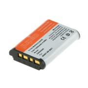 Jupio NP-BX1 1250mAh 3.6V baterija za Sony CyberShot DSC-HX300 DSC-HX400 DSC-HX50V DSC-HX60 DSC-HX90 DSC-H400 DSC-RX1 DSC-RX1R, DSC-RX100 DSC-RX100 III DSC-RX100M4 DSC-WX300 RX100 DSC-RX100 II III IV CSO0026