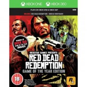 Red Dead Redemption Game Of The Year Edition (GOTY) Xbox 360 & Xbo