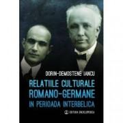 Relatiile culturale romano-germane in perioada interbelica