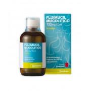 Zambon Fluimucil Mucolitico 600mg/ 15ml Sciroppo 200ml