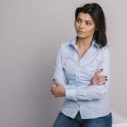 Femei cămașă 8907