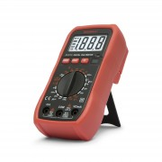 Maxwell digitálny multimeter detektorom napätia NCV