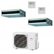Daikin Condizionatore 2 x CTXM15M 2 x FTXM35M 4MXM80M QUADRI Split Perfera R-32 Bluevolution 5+5+12+12 WiFi Ready
