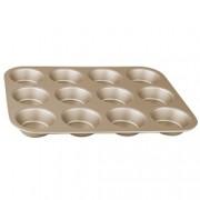 Berlinger Haus BH 1430 Muffinsütő tapadásmentes bevonattal 12 csészés My Bronze Pastry Cook