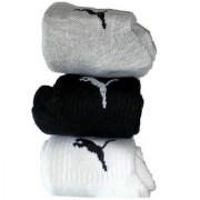 Set of 3 pairs Sports ankle length cotton towel socks pack of 1 pairs Of 3 socks For Unisex