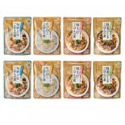奈美悦子の炊き込みごはんの素4種8袋セット【QVC】40代・50代レディースファッション