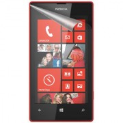 Snooky Ultimate Anti Shock Screen Guard Protector For Nokia Lumia 520