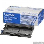 BROTHER Drum Unit for HL-2030/2040/2070N, DCP-7010/7025, MFC-7225N/7420/7820N, FAX-2820/2920 (DR2000YJ1)