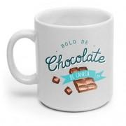 Caneca Bolo Integral de Chocolate com Receita