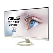 """Asus VZ27AQ 68.6 cm (27"""") WQHD LED LCD Monitor - 16:9 - Black, Icicle Gold"""