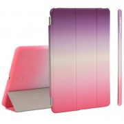 iPad 9.7 2017/2018 Detachable 2-in-1 Smart Case - Purple / Pink