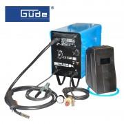 Газов заваръчен апарат Güde MIG155 / 6W