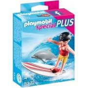 PlayMobil 4Ani+ SURFER CU PLACA PE SURF