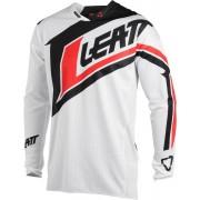 Leatt GPX 4.5 X-Flow Jersey Black White XL