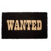 geschenkidee.ch Fussmatte Wanted