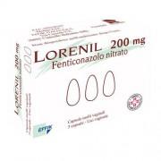 Effik Italia Spa Lorenil*3cps Molli Vag 200mg