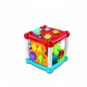 Vtech Jucarie interactiva bebelusi - Cubul Magic 150512