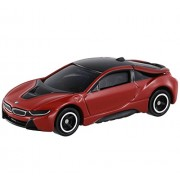 Tomica No. 17 BMW i8 (Initial special specification)