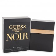 Guess Seductive Homme Noir by Guess Eau De Toilette Spray 3.4 oz