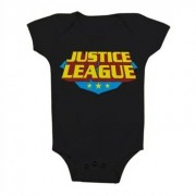 Justice League Classic Logo Baby Body, Baby Body