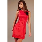 Simone sukienka (czerwony)
