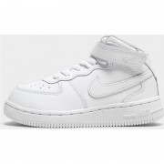 Nike Air Force 1 Mid Infant, Bianco