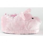 Merkloos Kinder dieren sloffen / pantoffels varken S (34-36) - sloffen - kinderen