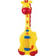 Baybee Infunbebe Musical Giraffe Guitar Educational Toys | Music Guitar Instrument for Kids, Learning Rhythm Musical Instrument